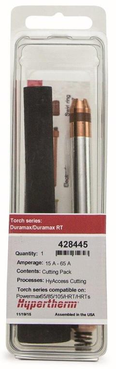 Hypertherm Starter Pack Duramax HyAccess 30-65 Amp Cutting - 428445