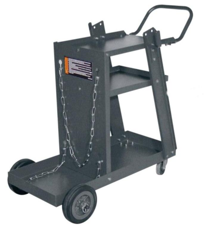 Powerweld CCMIG-B Industrial MIG Welding Cart