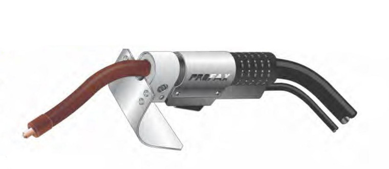 Profax 1260-10 5/64 Self Shield Flux Core Gun FCAW-SS with 10 Cable
