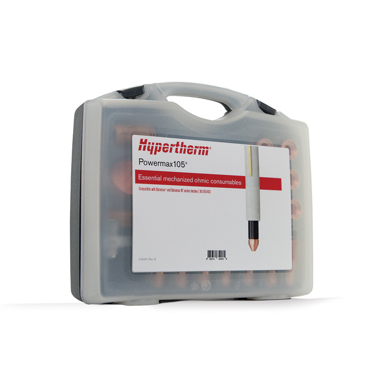 Hypertherm 851473 Powermax 105 Essential Mechanized Ohmic Cutting Consumable Kit