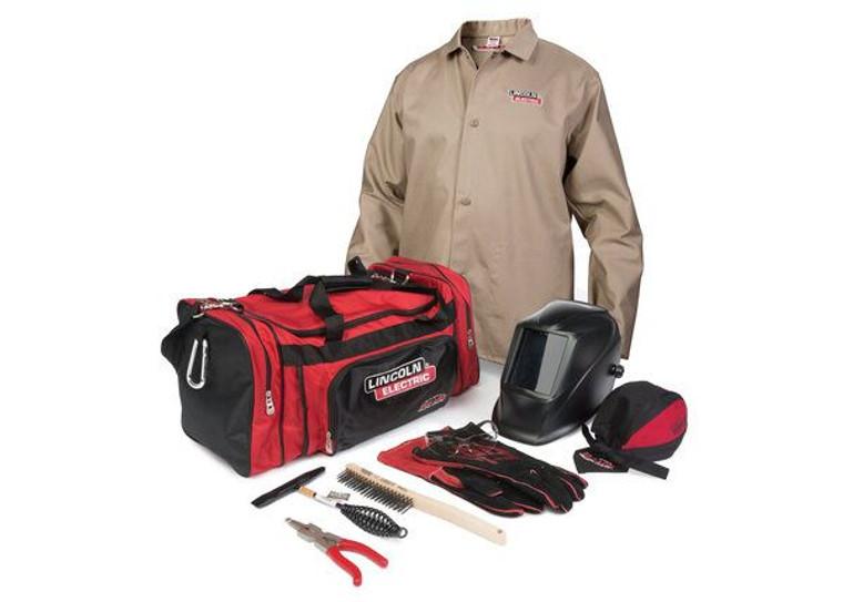 Lincoln Standard Welding Gear Ready-Pak Size Medium K4416-M