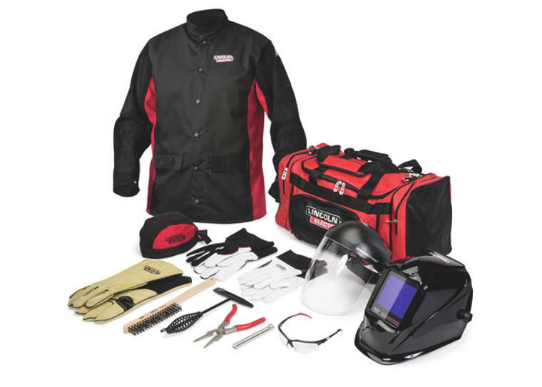 Lincoln Premium Welding Gear Ready-Pak K3715