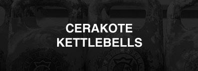 Cerakote Kettlebells
