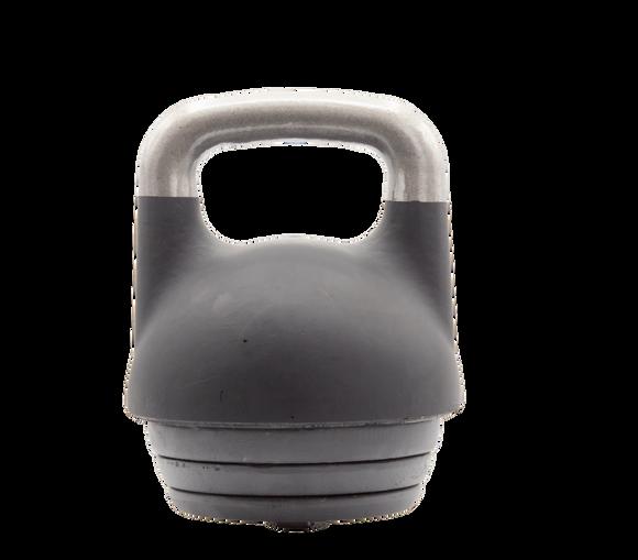 12 kg Adjustable to 32 kg Steel Competition Kettlebell
