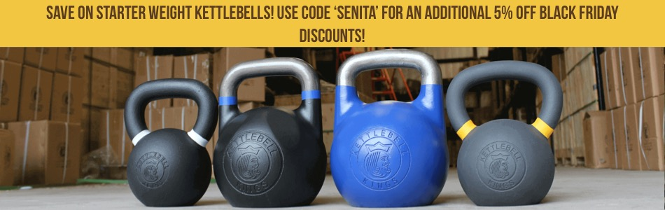 kettlebells, black friday