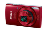 CANON POWERSHOT ELPH190 IS RED CAMERA