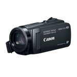 CANON HF W10 FLASH MEMORY CAMCORDER, HD CMOS, 2.51M PIXELS, WATERPROOF UP TO 5M,
