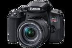 CANON EOS DIGITAL REBEL T8i KIT WITH18-55mm IS STM LENS