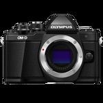 OLYMPUS OM-D E-M10 MARK II CAMERA (BODY ONLY), BLACK