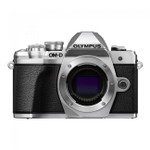 OLYMPUS E-M10 MARK III CAMERA (BODY ONLY), SILVER