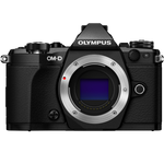 OLYMPUS OM-D E-M5 MARK II CAMERA (BODY ONLY), BLACK
