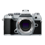 OLYMPUS OM-D E-M5 MARK III SILVER BODY ONLY
