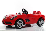KOOL KARZ DMD-158RD, MERCEDES SLR RED