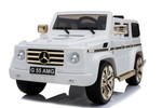 KOOL KARZ DMD-178WG, MERCEDES G55 AMG WHITE AND GOLD