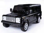 KOOL KARZ DMD-198BLK, LAND ROVER DEFENDER BLACK