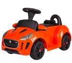 KOOL KARZ DMD-238OR, JAGUAR F-TYPE RIDE ON TOY CAR (SMALL) ORANGE