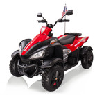 KOOL KARZ DMD-268RD, ATV RIDE ON TOY RED