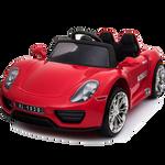 KOOL KARZ HL-1038 RED, ELECTRIC RIDE ON TOY CAR