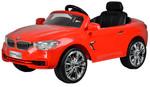 KOOL KARZ KKBM4-003WH, BMW 4 SERIES ELECTRIC RIDE ON TOY CAR RED