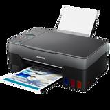 Three New Canon PIXMA G-Series MegaTank Refillable Ink Printers