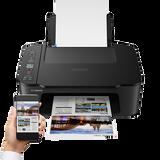 New Canon PIXMA TS3420 Home Printer