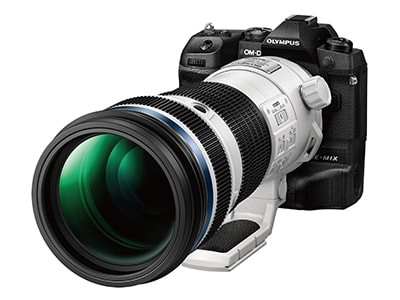 The new Olympus M.Zuiko Digital ED 150-400mm F4.5 TC1.25x IS PRO