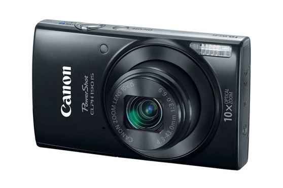 CANON POWERSHOT ELPH190 IS BLACK CAMERA