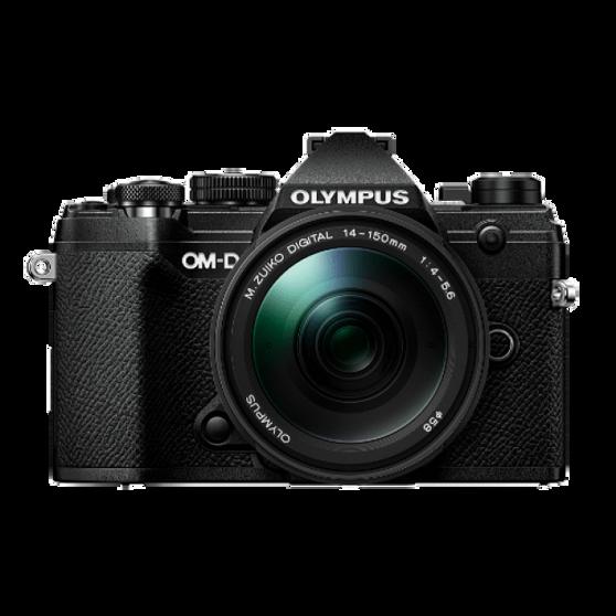 OLYMPUS OM-D E-M5 MARK III CAMERA, BLACK