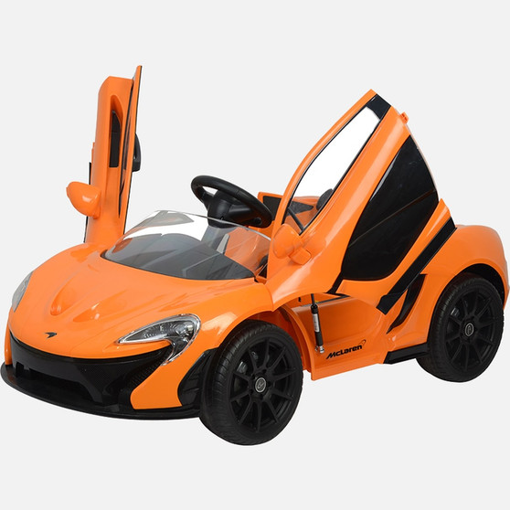KOOL KARZ KKMCL-OR001, MCLAREN P1 RIDE ON TOY CAR ORANGE