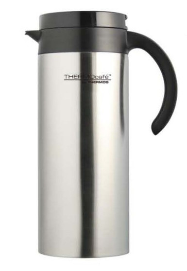 THERMOS, 1.2L STAINLESS STEEL VACUUM INSULATED CARAFE