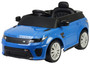 KOOL KARZ KKLR-004R, RANGE ROVER RIDE ON TOY CAR BLUE