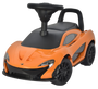 KOOL KARZ KKMCL-OR002, MCLAREN P1 FOOT TO FLOOR RIDE ON TOY CAR ORANGE