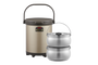 THERMOS, 6.0L SHUTTLE CHEF STAINLESS STEEL VACUUM INSULATED THERMAL COOKER