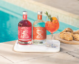 Lyre's Blood Orange Spritz
