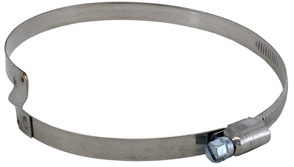 Nordfab Bridge Hose Clamp 304SS 4in