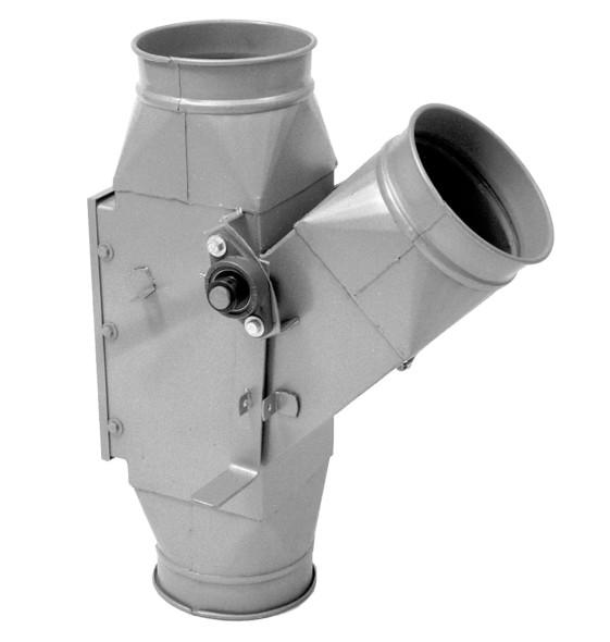 """Nordfab Diverter Manual  MS 3/16""""-14ga 23QF"""