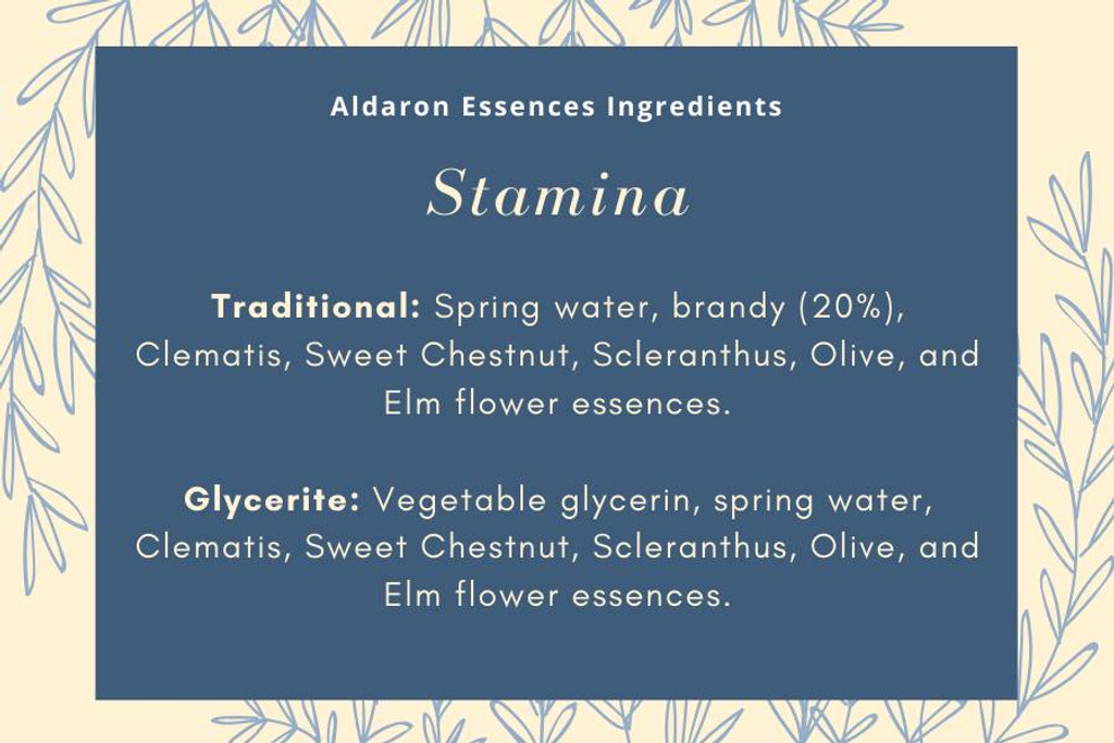 Stamina - supports your dog's ability to maintain energy and focus