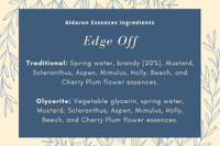 Edge Off - for hormone-associated anxiety and edginess