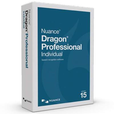 Dragon Professional Individual 15 Box Image