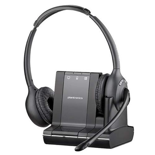 Plantronics SAVI W720 wireless binaural headset system