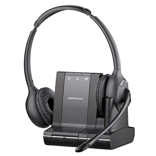 Plantronics SAVI W720 wireless binaural headset system