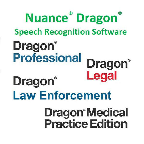 View All Nuance Dragon Speech Recognition