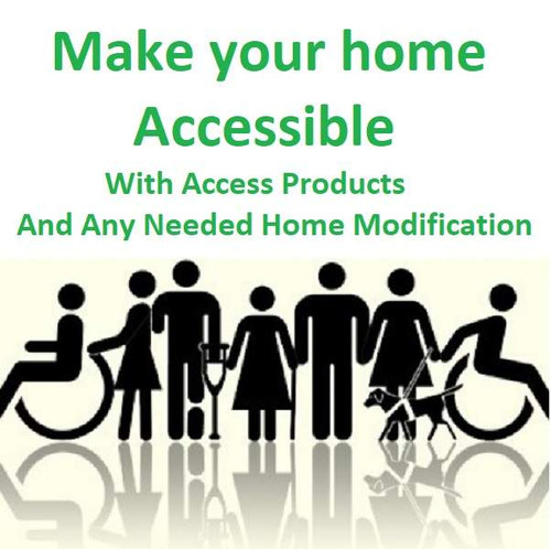 Construction for Access - Make your Home Accessible