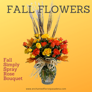 Choose Beautiful Fall Flowers for a Houston Delivery