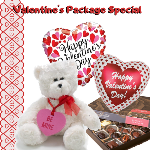 Valentine's Package Special