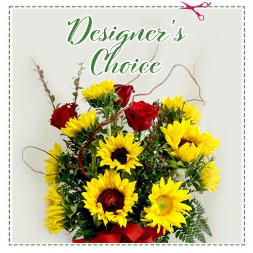 Designer's Choice Arrangment