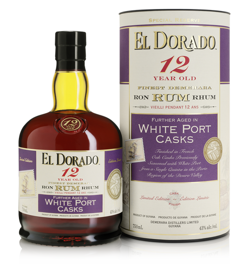 El Dorado 12 Year White Port