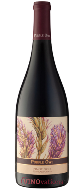 Purple Owl Pinot Noir 2019