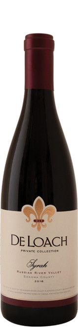DeLoach Private Collection Russian River Syrah 2016