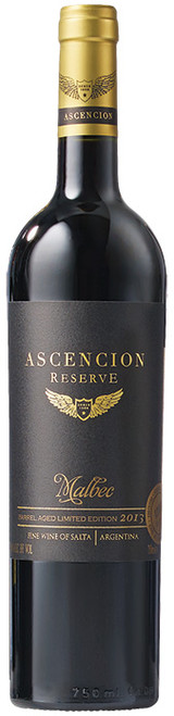 Ascencion Malbec Reserve 2014